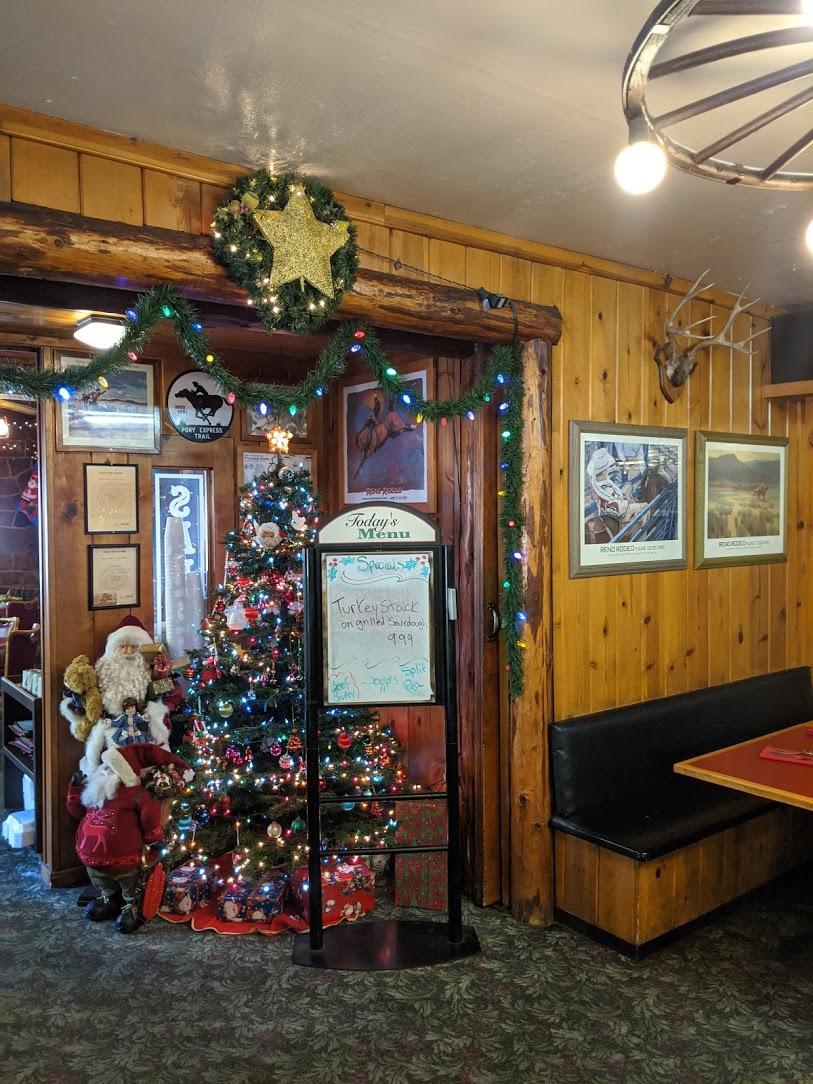 Christmas Sportsman's Hall